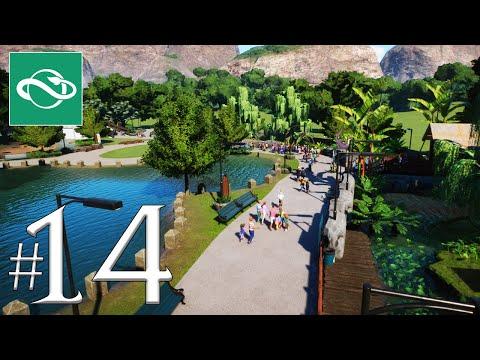 Planet Zoo - สวนสัตว์ใหม่และลูกเคแมนเผือก (ภาคใหม่) #14
