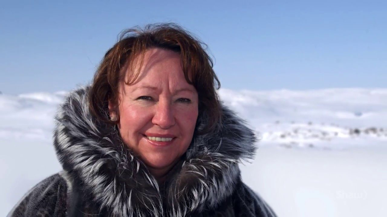 Sheila Watt-Cloutier on The Right to Be Cold - YouTube