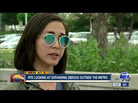 Groups navigating public transportation necessities as Denver and suburbs continue to grow