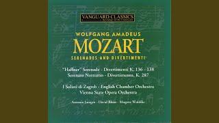 Serenata Notturno, K. 239: III. Rodeau