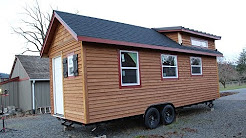 Brand New Tiny House For Sale By Owner In Portland Oregon Area!