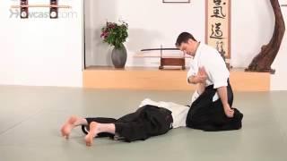 How to Do Sankyo   Aikido Lessons. Приемы айкидо