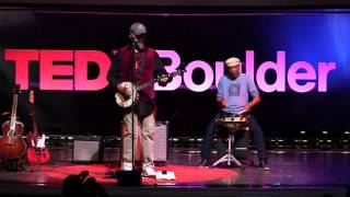 Video The Banjo Cut Four Ways | Otis Taylor | TEDxBoulder download MP3, 3GP, MP4, WEBM, AVI, FLV September 2017