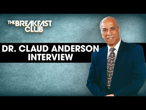 Dr. Claud Anderson Talks Buying Black, Voting Issues, PowerNomics Plans + More