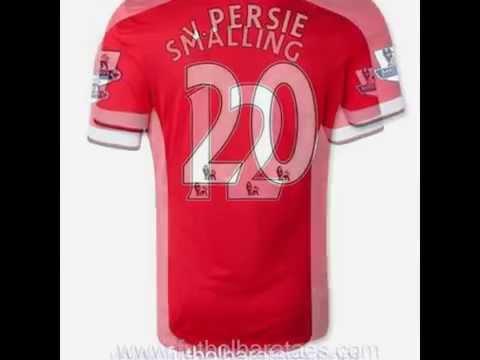 Nueva Camisetas del Manchester United 2015 Baratas