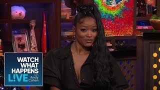 Keke Palmer Didn't Mean To Attack Kylie Jenner | WWHL
