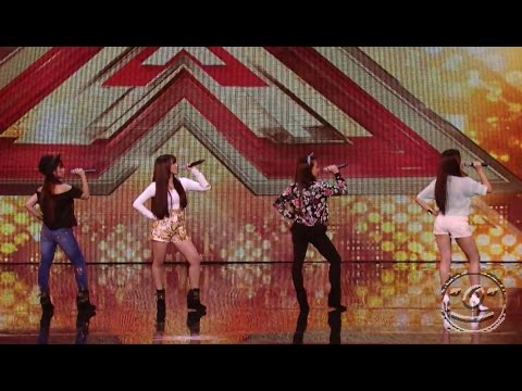 4th Impact- Audition- Bang Bang by: Jessie J, Ariana Grande, Nicki Minaj