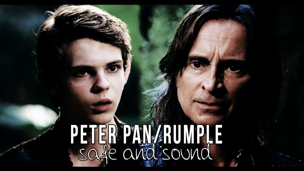 [ouat] Peter Pan/Rumple » Safe and Sound