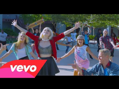 """Lady Gaga - First Day of School (Official Video + Lyrics) [From """"Pop Star High""""]"""