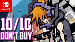 The World Ends with You is the Best Nintendo Switch Game I Can't Recommend