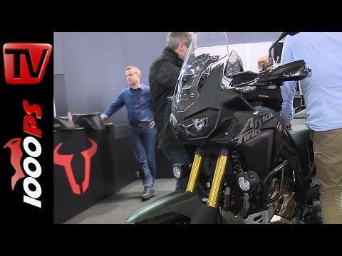SW-Motech Zubehör Honda Africa Twin 2016 | Koffersysteme, Sturzbügel, Protektoren