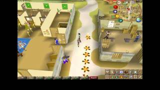 Runescape Broken Bot Fail 2 Varrock West Bank