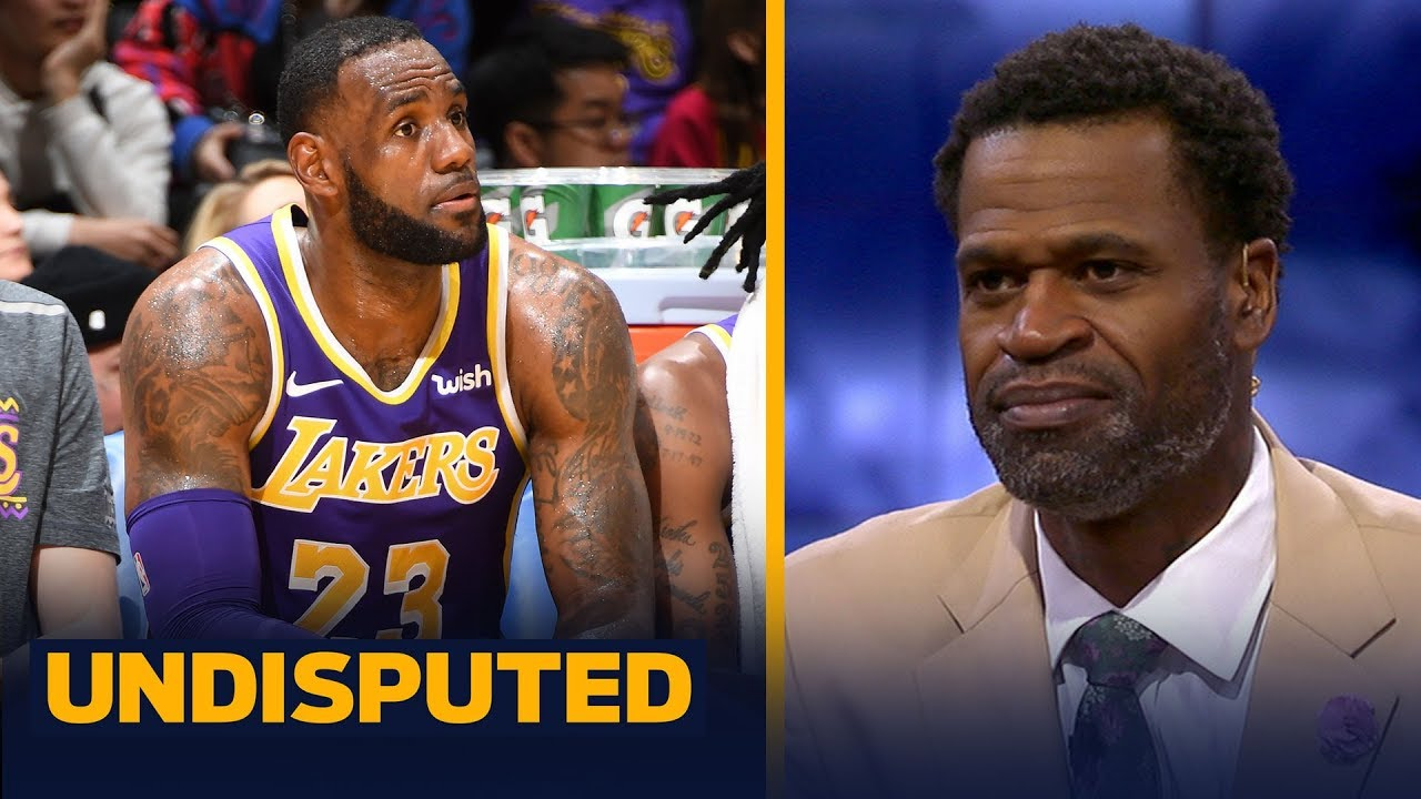 Stephen Jackson: 'I wouldn't play' LeBron the rest of the year if I'm the Lakers