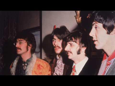 The Beatles   a shot of rhythm and blues   Ensayos 1969