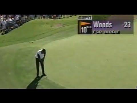 1/6 Tiger Woods First Win Las Vegas 1996