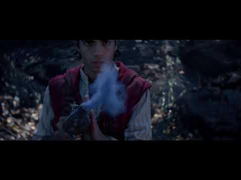 'Aladdin' Official Trailer 2 (2019)   Will Smith, Mena Massoud, Naomi Scott