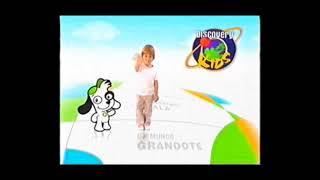 Discovery Kids Latinoamérica - Créditos Wilbur + Enseguida + Intro Poko - Agosto 2007