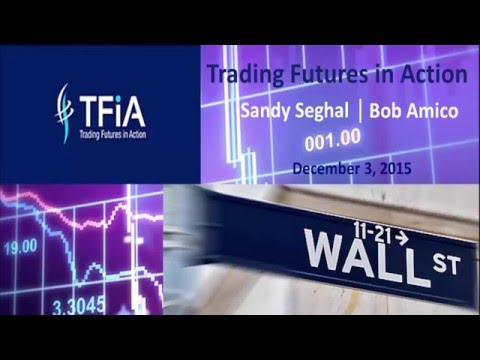Trading Futures in Action Dec 3 2015