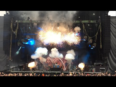 Download festival 2016 Nightwish; last ride of the day
