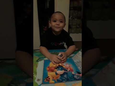 Kinder Surprise with Alejandro !!!
