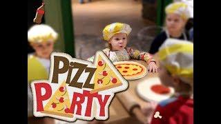 Пицца челендж  Видео для детей  Батл  Простые рецепты для детей