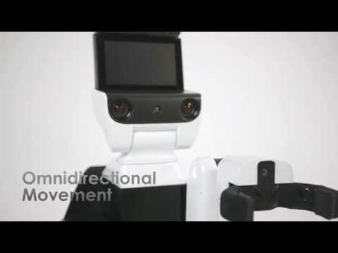 Video thumbnail of Human Support Robot