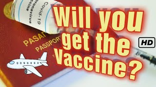 Will I take the Vaccine? Well, what about you? Was Joe Rogan right or wrong? Just an opinion...