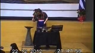 J. Strauss.Feuerfest-Polka francaise solist V. Afanasyev