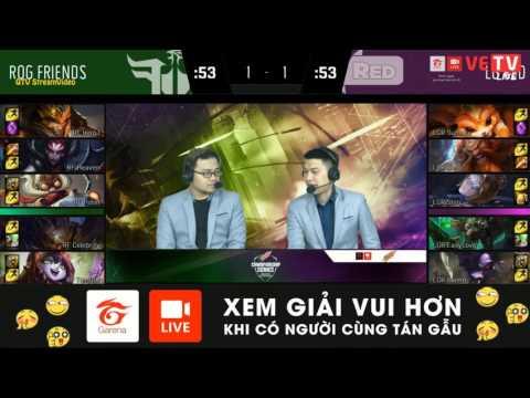 ROG Friends vs LG Red [RF vs LGR] - Game 3 - 19/7/2017