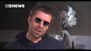 Download Video Liam Gallagher interview, Australia, January 10, 2018 MP3 3GP MP4
