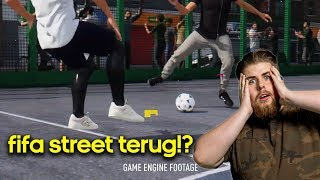 OMG! FIFA STREET terug in FIFA 20!? - FIFA 20 OFFICIELE TRAILER REACTIE!