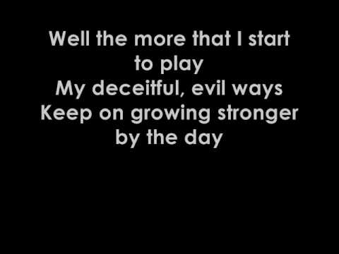 Mercy on Me - KARAOKE - INSTRUMENTAL (with lyrics)