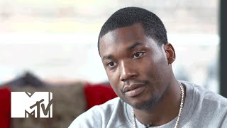 Meek Mill Watched Nicki Minaj's 'Anaconda' Video In Jail | MTV News