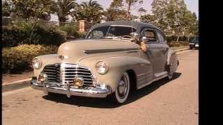 Flight Time On The 1942 Chevy Fleetline