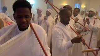 Eritrean orthodox Tewahdo St. Mary London 2019