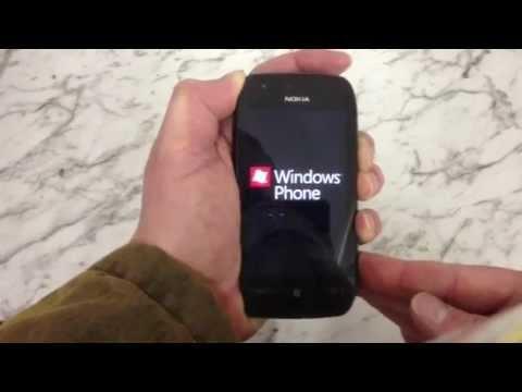 How To Factory/Hard Reset Nokia Lumia 710