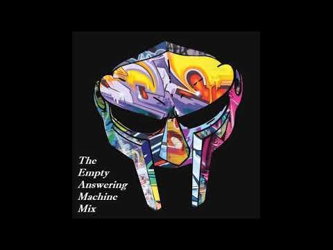 DANGER DOOM - The Empty Answering Machine Mix