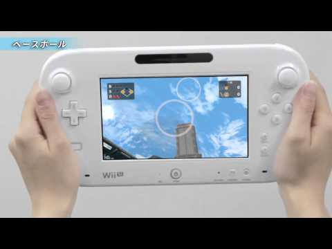 Wii Sports Club - Japanese Package Edition Introduction Video