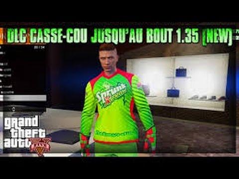 GTA 5 ONLINE : PRESENTATION NOUVEAU DLC AVEC MATHIEU F GAMER ET FURI TECK