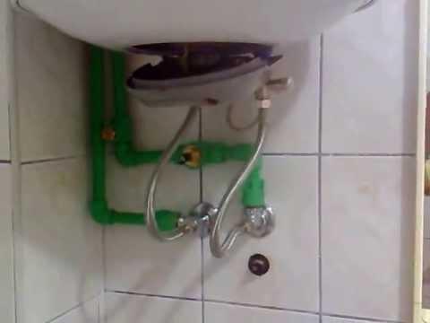 Solarno Zagrijavanje Tehnicke Vode Za Kupatilo Youtube