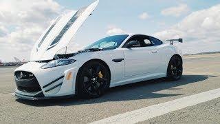 Jaguar XKR-S GT 2014 Videos
