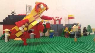 Video Lego Lion Dance download MP3, 3GP, MP4, WEBM, AVI, FLV November 2018