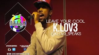 @KLOV3_ Performs at Leave Your Cool with @SkyFairman