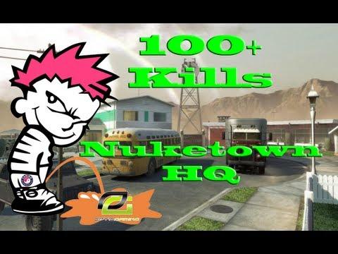 Another 100+ HQ on Nuketown - Fariko Rorschak - Twitch Stream
