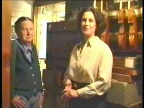 Carleen Hutchins (Violin Octet) (In Memory) w/Barrie Switzen on The Woman's Connection®