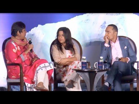 Rahul Bose And Zoya Akhtar At A Panel Discussion On 'Ladkiyan Kuch Bhi Kar Sakti Hain'