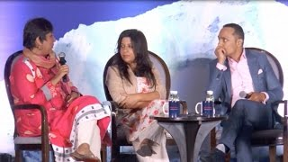 Rahul Bose And Zoya Akhtar At A Panel Discussion On 'Ladkiyan Kuch Bhi Kar Sakti Hain'