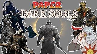 Super Paper Dark Souls