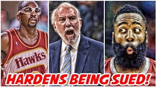Moses Malone Jr sues James Harden for robbery! Popovich DESTROYS Pachulia | NBA News & Highlights