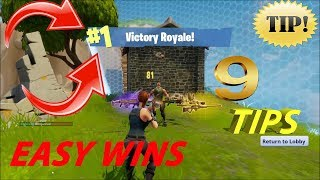 9 Tips On How Not To Suck at: Fortnite Battle Royale